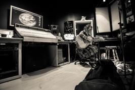 Josephine at Universal Balance Studios, Arcata, California