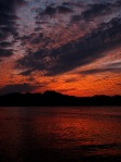 Luangphrabang sunset