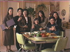 Ladies from the movie The Joy Luck Club
