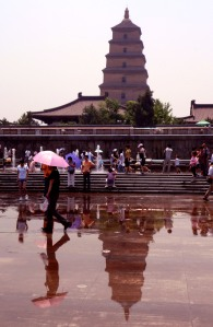 Big Goose Pagoda, June 4, 2011