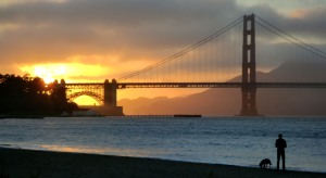 Golden Gate Bridge, San Francisco, CA, August 9, 2011