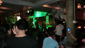 Chill Haus, packed, July 18, 2012, Surat Thani, Thailand