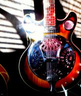 princess frank's guitar