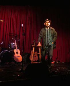 Conrad Romo, Tongue & Groove