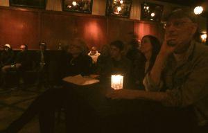 listening crowd