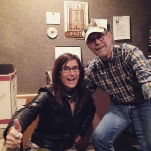 Josephine & Rob Kimball, KCBX, 90.1, San Luis Obispo, Pickin' Up The Tempo